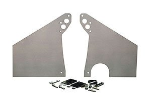 Competition Engineering 4008 Motor Mounts - ALUM. MOTOR PLATE HEMI - Hemi Motor Plate