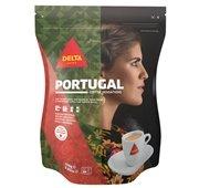 Delta Ground Roasted Coffee PORTUGAL for Espresso Machine or Bag 250g