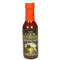 TryMe Cajun Sunshine Hot Pepper Sauce - 5 oz by TryMe