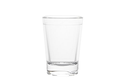 Strahl Shot/Schnapps Glass (Set of 12), 2.5 oz, Clear (Schnapps Shot)