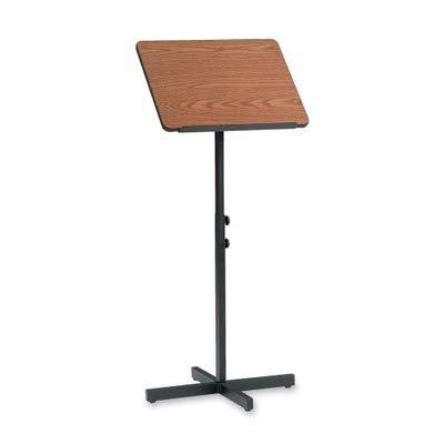 (SAF8921MO - Safco Adjustable Speaker Podiums)
