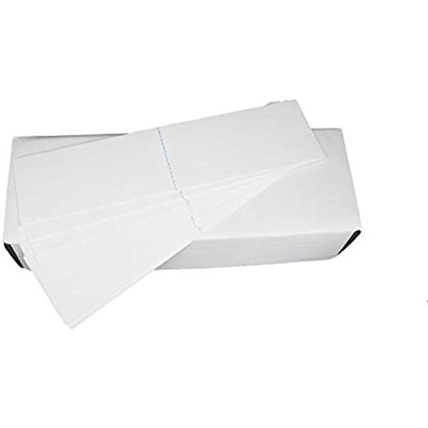 300 Postage Meter Strips Sheets Labels 7 x 1-9//16 Pitney Bowes