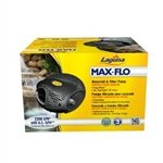 (Laguna Max-Flo 600 Waterfall and Filter Pump for Ponds Up to 1200-Gallon)