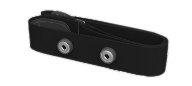 Polar Pro Replacement Chest Strap Black Size XXX-Large by Polar (Image #1)