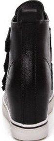 Laruise Shoes Sport Elevator Women's Black rAUSqr4xw