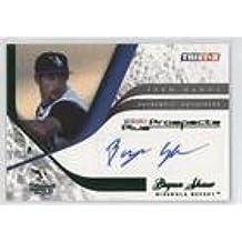 Bryan Shaw #1/50 (Baseball Card) 2008 TRISTAR Prospects Plus - Farm Hands Authentic Autograph - Green #FH-BS