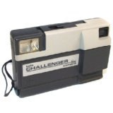 Vintage Kodak Tele Challenger Disc Film Camera
