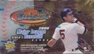 2000 Topps Finest Series 2 Baseball Cards Unopened Hobby ...