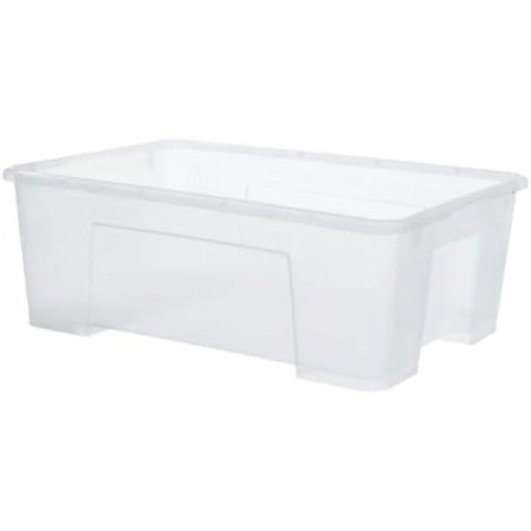 Ikea 301.029.74 SAMLA - Caja (45 L): Amazon.es: Hogar