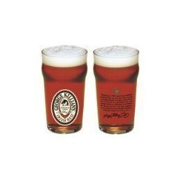 George Killian's Irish Red 16 oz Beer Glass (Pack of -