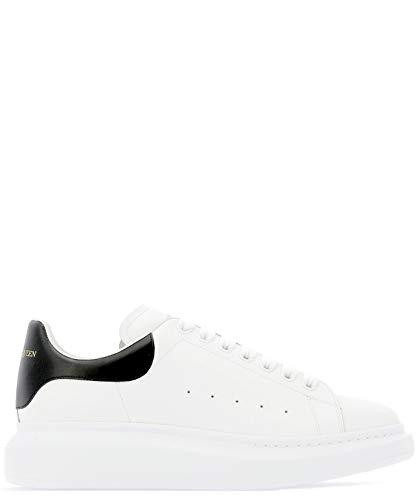 Alexander McQueen Men's 553680Whgp59061 White Leather Sneakers