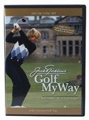 Jack Nicklaus Golf My Way - Lessons of a Lifetime (Deluxe 2 Disc Tutorial GOLF DVD set) (Jack Nicklaus Golf My Way Dvd compare prices)