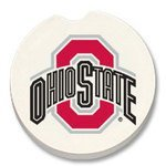 State University Coaster Absorbent Stone product image