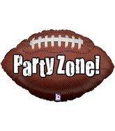 Football Shape Ball Party Zone Sports Boy Birthday Party 29