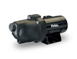 Flotec Fp4032 Thermoplastic Shallow Well Jet Pump, 1 Hp by Flotec