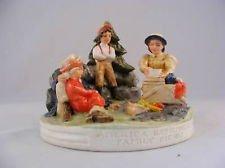 Sebastian Miniatures Figurine # 6602 Family Picnic