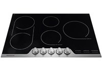 """Frigidaire Professional 30"""" Stainless Steel Electric Cooktop"""
