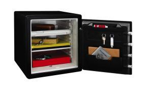 SentrySafe SFW123FUL Fireproof Waterproof Safe with Digital Keypad, 1.23 Cubic Feet