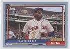 David Ortiz #2/75 (Baseball Card) 2017 Topps Archives - [Base] - Light Blue #243