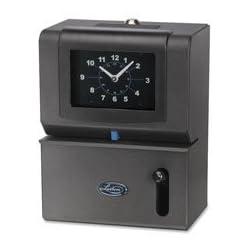Lathem Manual Clock Time Recorder - Card Punch/Stamp