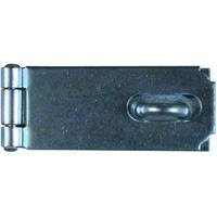 "National Hardware V30 2-1/2"" Zinc Plated Safety Hasp"