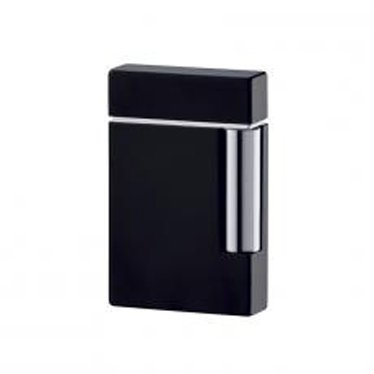 St Dupont Ligne 8 Series Lighter Matt Black by S.T. Dupont