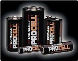 Procell Professional Alkaline Batteries. Unit: AA 24/Carton