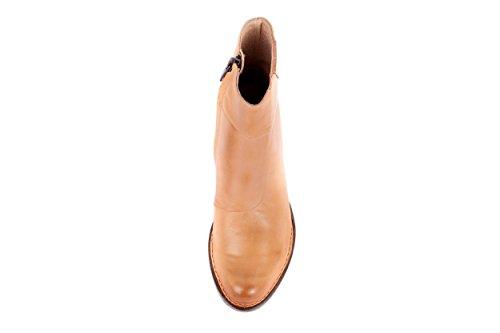 Neosens Damen Rococo Stiefeletten Stiefel Beige Gr. 37