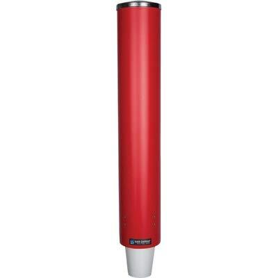 San Jamar Paper/Plastic Cup Dispenser, Holds 12 Oz.-24 Oz. Cups