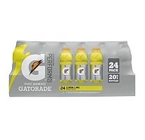 Gatorade Lemon Lime 24 20oz Bottles