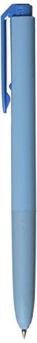 Uni Ball Signo Knock Ballpoint Pen RT1 0.38mm, Black Ink, Aqua (UMN155C38.32)