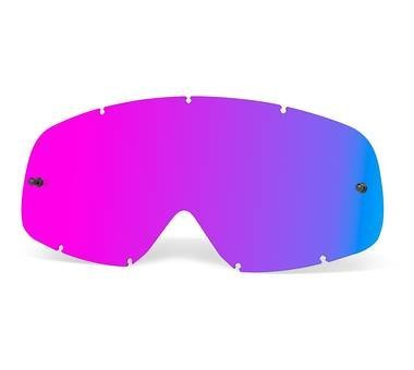 Oakley O-Frame MX Replacement Lens (Violet - Violet Frame