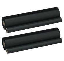 Lovetoner Compatible replacement for BROTHER PC202RF x2 Thermal Transfer Ribbons