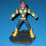 (Disney INFINITY: Marvel Super Heroes (2.0 Edition) Nova Figure - No Retail Packaging)