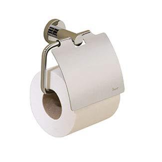 - Porto UNLACQUERED Brass Toilet ROLL Holder W/LID