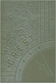 (Custom Reprint) Yearbook: 1950 Creston High School - Crest