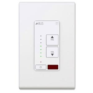 Russound A-K4 Amplified Keypad White by Russound