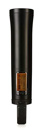 (Sennheiser SKM2000 BK Handheld Transmitter 2000 Series Compatible With All ew Capsules)