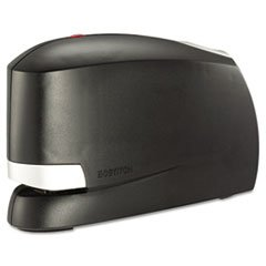 ** Electric Stapler with Anti-Jam Mechanism, 20-Sheet Capacity, Black **