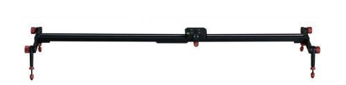 Polaroid 24-Inch Rail Track Slider Video Stabilization System For SLR Cameras and Camcorders