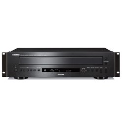 Best savings for Yamaha CD-C600-RK Five Disc CD Changer Front Panel USB Port MP3, WMA Playback DAC Conversion