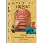 The Mystery of History Volume 1, Audio Book Set (10 Audio CDs)