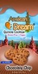 Andean Dream Quinoa Chocolate Chip Cookies, 7 Ounce - 6 per case.