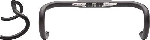 FSA Gossamer 42cm 31.8 Ergo Alloy Black Handlebars