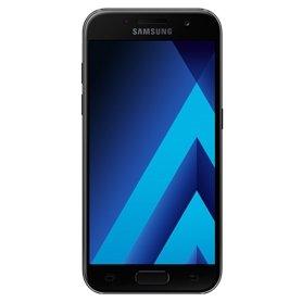 Samsung Galaxy A3(2017) A320F DS 16GB (BLACK SKY) GSM Unlocked International Model, No Warranty (Samsung Galaxy A3 Lte Unlocked)