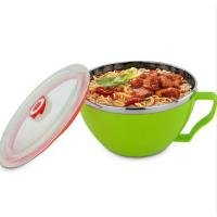 stainless-steel-mixing-bowel-with-handle-grip-stainless-steel-food-container-with-lid-divided-plate-
