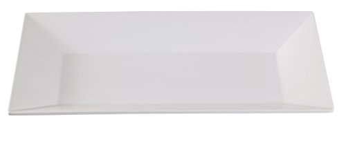 Yanco RM-214 Rome Rectangular Plate, 14