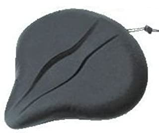 Strange 1 1 4 Thick 12 Wide Bicycle Seat Cover Gel Pad Wide Ncnpc Chair Design For Home Ncnpcorg