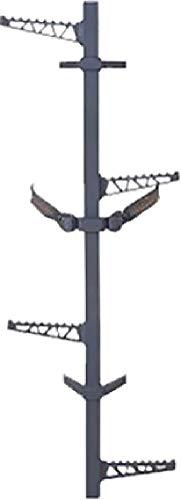 Millennium Treestands Hang On Ladder Sections Steel Pack of 4 (Treestand Ameristep Steel)