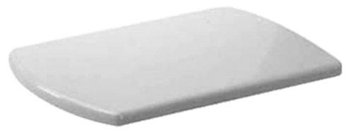 Caro Toilet Set (Duravit 0065610000 Caro Toilet Seat and Cover, White Finish)